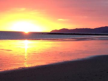 Sunrise, NZ