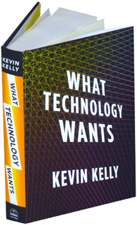What  Technology Wants book cover