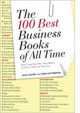 Buy the book, The 100 Best Business Books