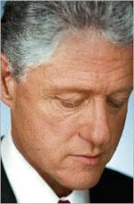 In Search of Bill Clinton book cover