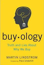 Buy the book, Buyology