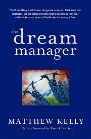 The Dream Manager book cover