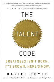 Buy the book, The TalentCode