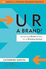 U R a Brand book cover