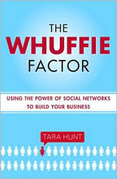 Buy the book, The Whuffie Factor