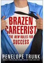 Brazen Careerist book cover