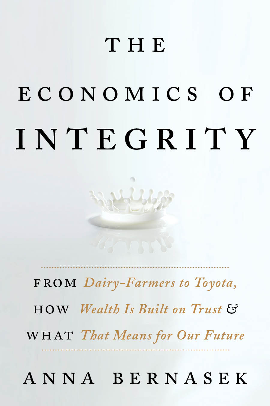 Economics of Integrity