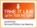 Take It Live logo