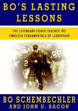 Book Cover of Bo's Lasting Lessons
