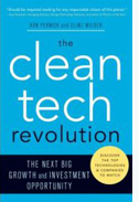 The Clean Tech Revolution book cover