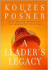 A Leader's Legacy book cover