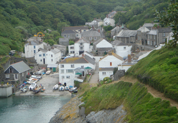 Stayed in Portloe