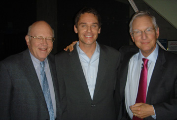 Ken Blanchard, Marcus Buckingham, and Tom Peters