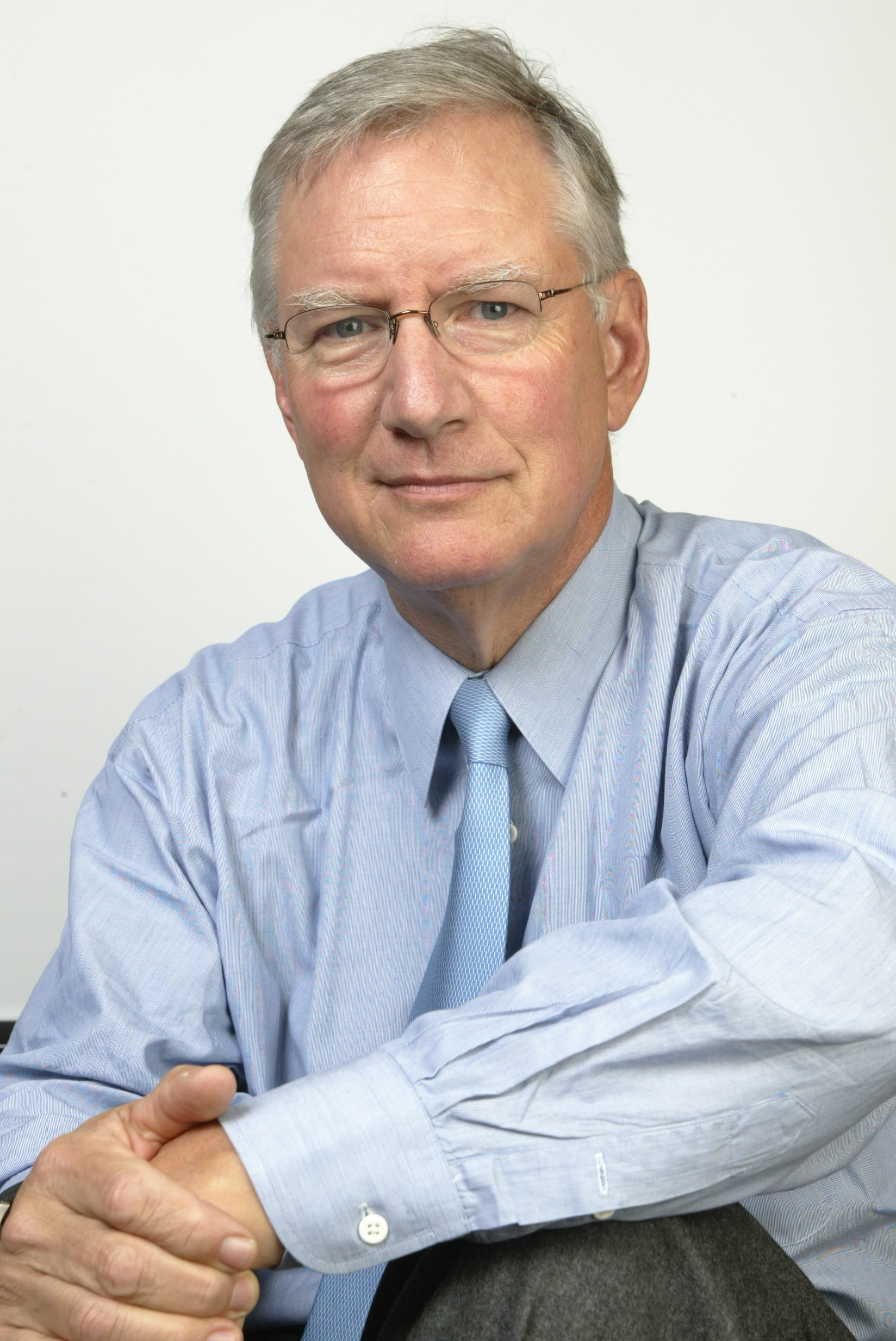 Business adviser and healer, Tom Peters (from his website, photo by Allison Shirreffs)
